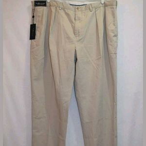 Men's POLO Ralph Lauren Relaxed Pleated Pant 46x32